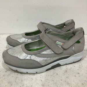 Sano By Mephisto Villia Cloud Walking Sneakers 8.5